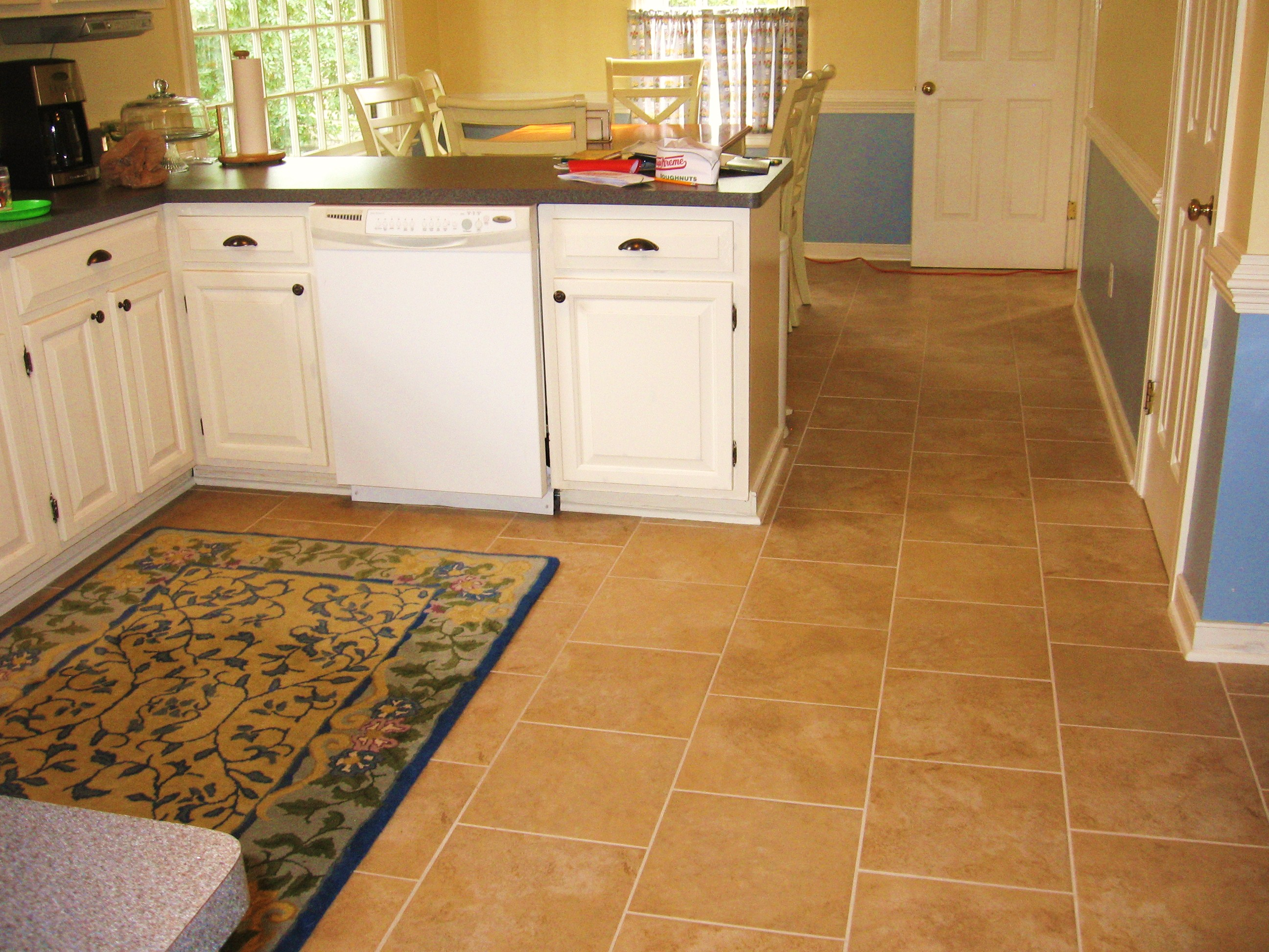 Best 10 Modern Kitchen Floor Tile Pattern Ideas  DIY